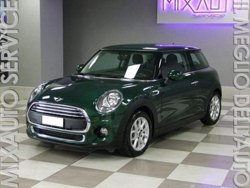 MINI One D 3 Porte 70kw Boost Line