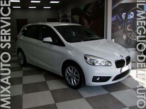 BMW 216 D Active Tourer 85kw BT Navi EU6