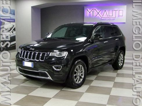 JEEP Grand Cherokee 3.0 CRD 184kw Limited EU5 DPF