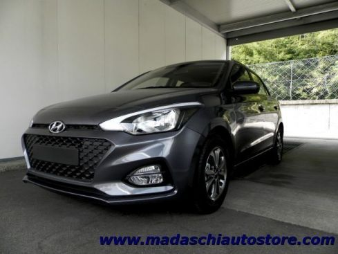 HYUNDAI i20 1.2MPI MT 75cv TECH