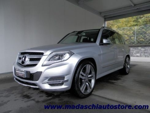 MERCEDES-BENZ GLK 220 CDI 4Matic Fleet MY12 TETTO/NAVI