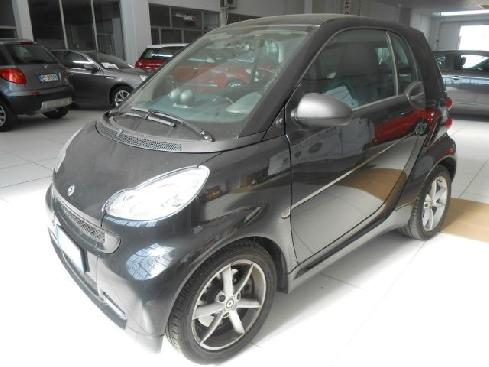 SMART ForTwo 1000 52 kW MHD pulse