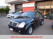 SsangYong Rexton II 2.7 XDi TOD Deluxe PELLE TOTALE