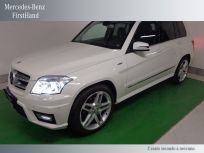 MERCEDES-BENZ GLK 220 CDI 4MATIC BLUETEC PREMIUM
