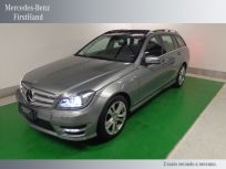 MERCEDES-BENZ C 250 CGI S.W. BLUEEFFICIENCY AVANTGARDE Usata 2011