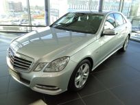 MERCEDES-BENZ E 250 CDI BLUEEFFICIENCY AVANTGARDE AMG Usata 2012