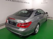 MERCEDES-BENZ E 350 CGI COUPÉ BLUEEFFICIENCY AVANTG. Usata 2012