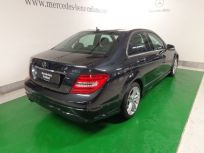 MERCEDES-BENZ C 220 CDI BLUEEFFICIENCY AVANTGARDE Usata 2012