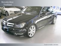MERCEDES-BENZ C 220 CDI BLUEEFFICIENCY COUPÉ AVANTGARDE Usata 2012