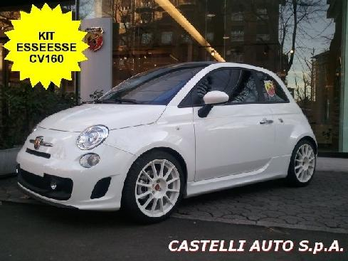 ABARTH 500 C 1.4 Turbo T-Jet MTA ESSEESSE CV160 KON