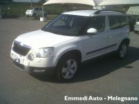 SKODA YETI 2.0 TDI CR 110CV ADVENTURE
