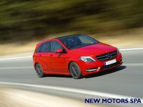 MERCEDES-BENZ B 180 CDI BLUEEFFICIENCY PREMIUM Usata 2012