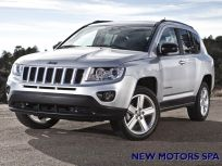 JEEP COMPASS 2.2 CRD LIMITED Usata 2011