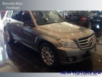 MERCEDES-BENZ GLK 220 CDI 4MATIC BLUEEFFICIENCY SPORT Usata 2011