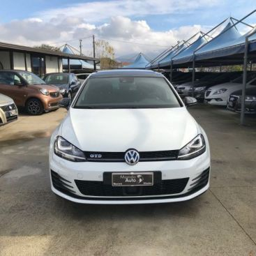 VOLKSWAGEN Golf GTD 2.0 TDI DSG 5p. Business BlueMotion Technology