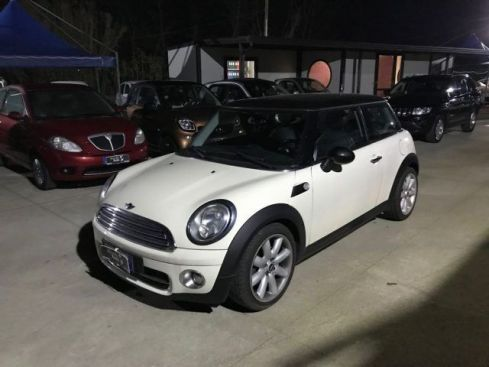 MINI Mini Mini 1.6 16V Cooper D Pepper