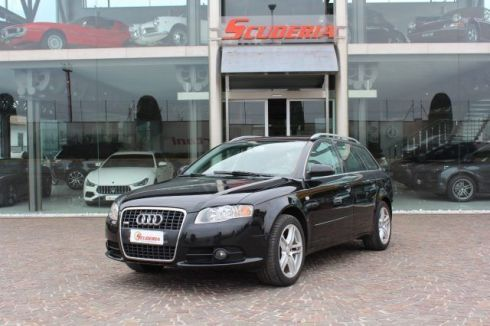 AUDI A4 2.0 16V TDI Avant Top plus Unico proprietario