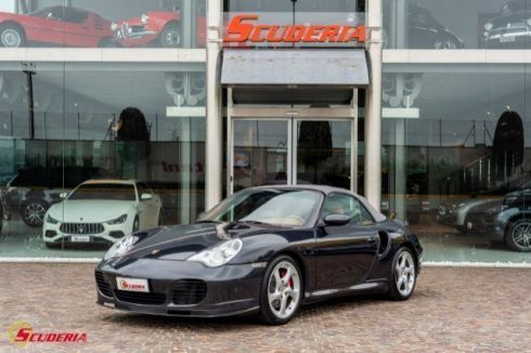 PORSCHE 911 Turbo (kit 450CV) cat Cabriolet