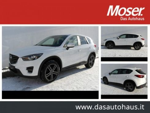 MAZDA CX-5 Skyactiv-D AWD Exclusive