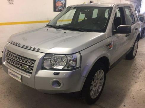 LAND ROVER Freelander 2.2 TD4 S.W. HSE Automatico Navigatore Pelle