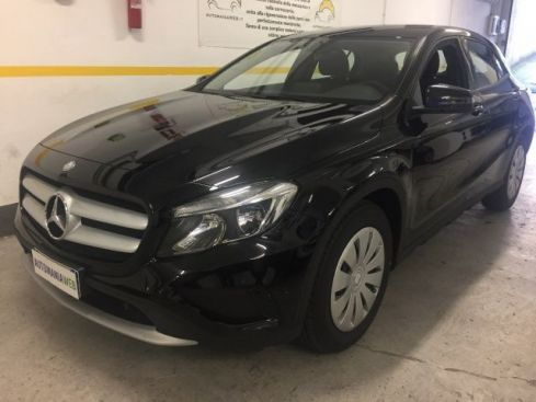 MERCEDES-BENZ GLA 180 d Automatic Executive Ufficiale KM 0