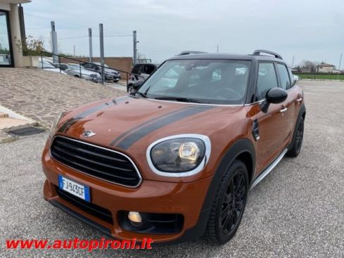 MINI Countryman 1.5 Cooper Countryman Hype