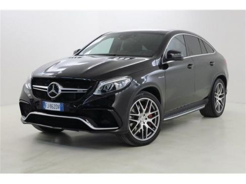 MERCEDES-BENZ GLE 63 AMG S 4Matic Coupé