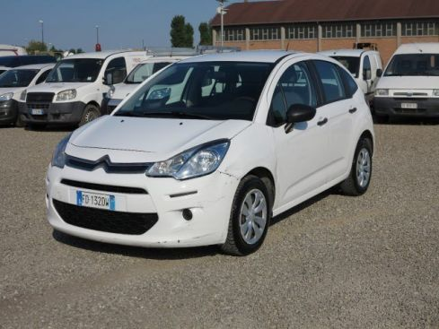 CITROEN C3 BlueHDi 75 Van Attraction