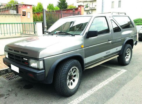 NISSAN Terrano KING 2.7 TURBO DIESEL