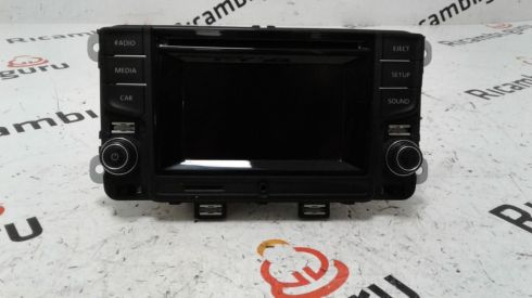 Radio Lettore CD Touchscreen Volkswagen polo - 6C0035867D