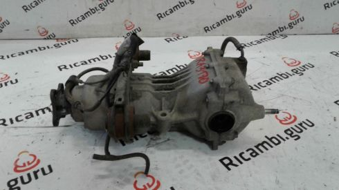 Differenziale Posteriore Nissan qashqai+2 - 38300JD610
