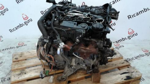 Motore completo Bmw serie 3 - N47D20C