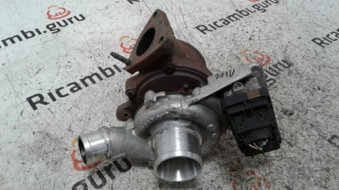Turbina Ford transit custom - BK206K682GA