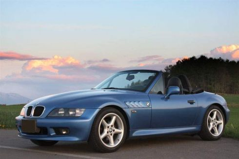 Parabrezza Bmw Z3 Roadster e Coupè (95-02)