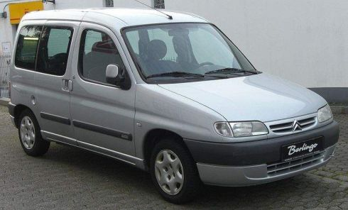 Parabrezza Citroen Berlingo (96-08)