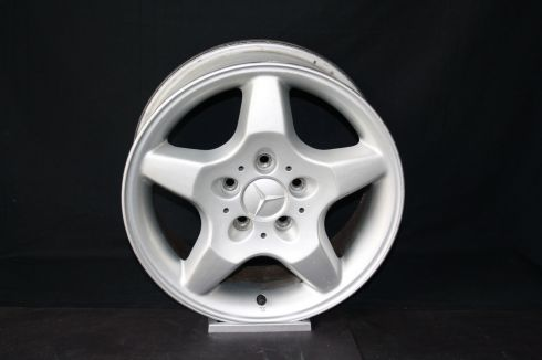 MERCEDES ML W163 CERCHI LEGA ORIGINALI 6,5X16  ET47 ART 1634010102 - 1634010102