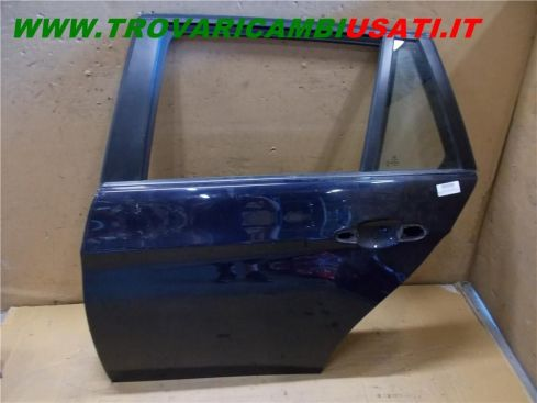 PORTA POST.S. BMW Serie 3 E91 Touring BLU MET NO SERRATURA 41007203675 999-U40470 (Usato)