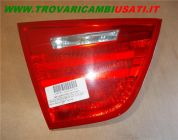 FANALE POST. PARTE INT. S. BMW Serie 3 E91 Touring A LED (b) 63214871739 999-U40474 (Usato)