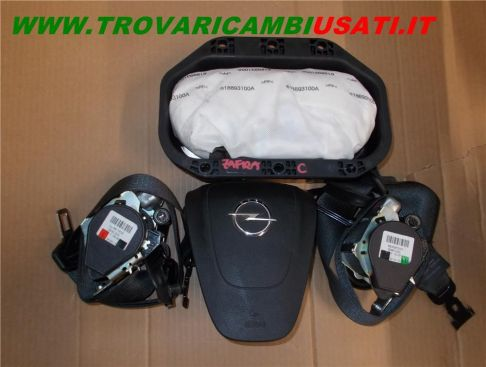 DISPOSITIVO AIRBAG LATO GUIDA OPEL ASTRA (P10) Sports Tourer
