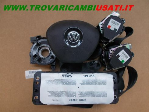 DISPOSITIVO AIRBAG LATO GUIDA VOLKSWAGEN UP ! (1S)
