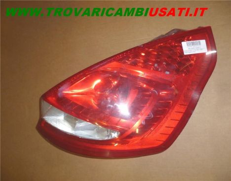 FANALE POST. D. FORD FIESTA (CCN) NO LED - 2008 1823621 999-U55557 (Usato)