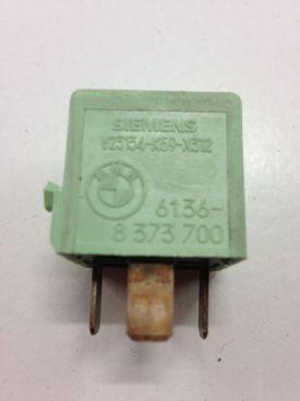 BMW SERIE 3 E46 (2000) 1.9 B 77KW 5P RELE' RELAY -A- 61.36-8373700 - 61.36-8373700